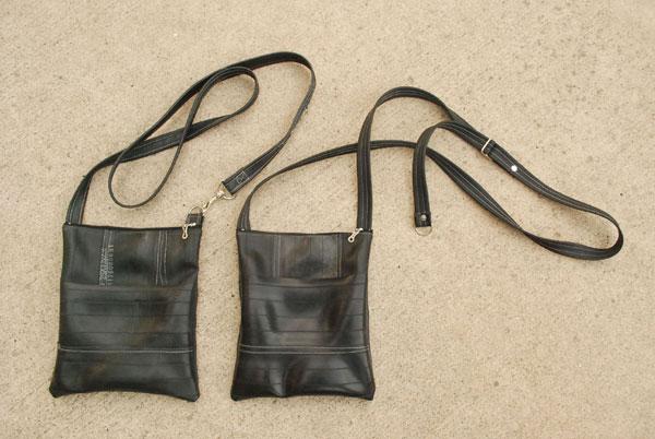 inner tube purses