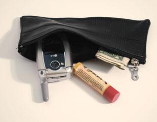 long inner tube coin purse