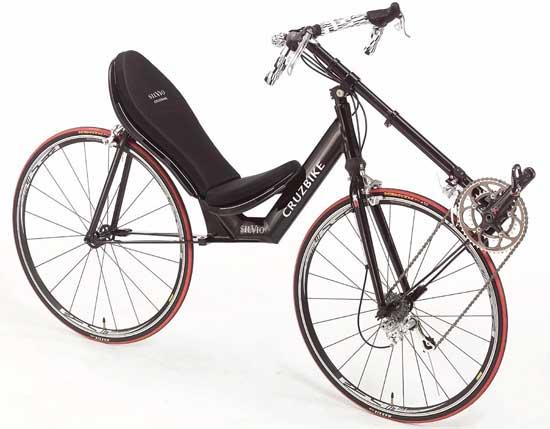 Silvio Cruz Bike